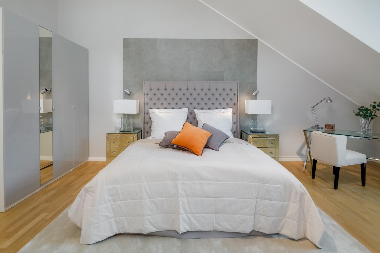 PALAIS AN DER OPER München Schlafzimmerdesign