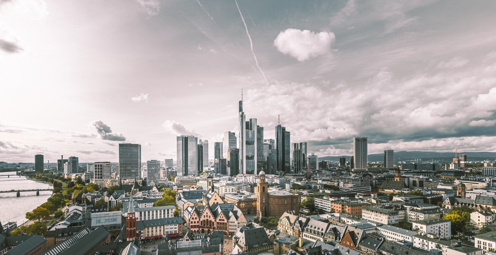 Frankfurt ist als Bankenhauptstadt ein beliebter Standort