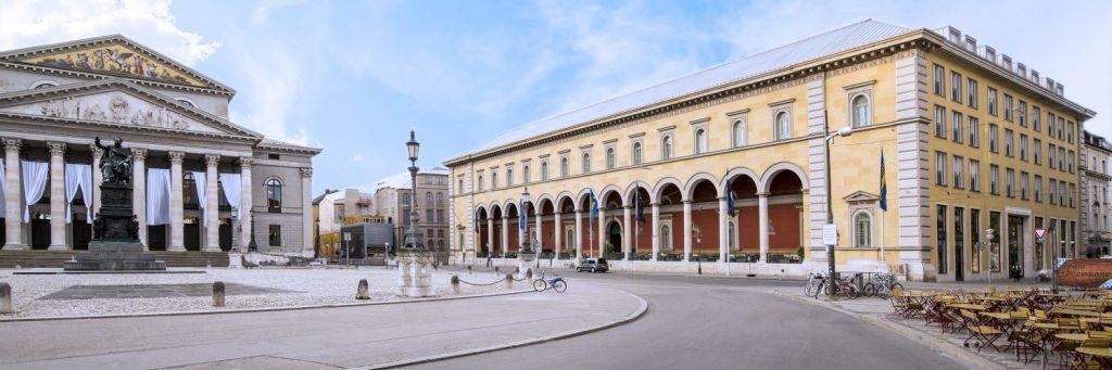 Palais an der Oper München Clarus Asset Management